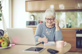 17 Awesome Jobs for Seniors Working From Home