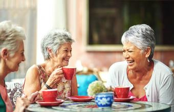 Great Humor Sites for Senior Citizens