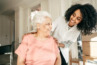 Social Work Skills for Working With the Elderly