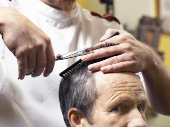 Flattering Hairstyles for Senior Men