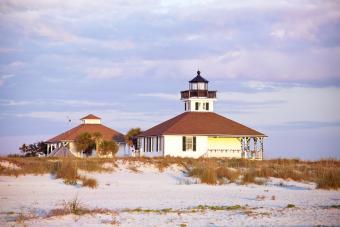 Port Boca Grande (Gasparilla Island) Lighthouse