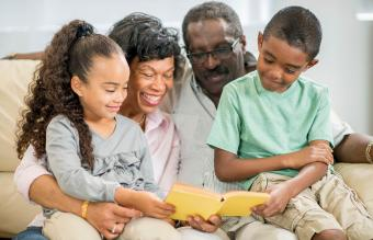 Grandparent's Day Poems and Poetry ideas