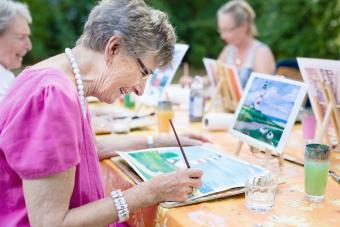 Crafts for Seniors: Fun & Easy Ideas to Get Creative
