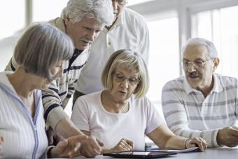Free Senior Citizen Education Resources
