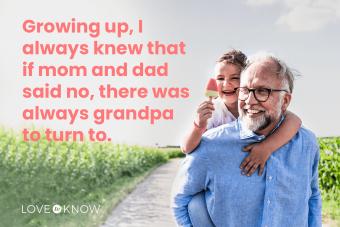 Funny Quotes for a Grandpa