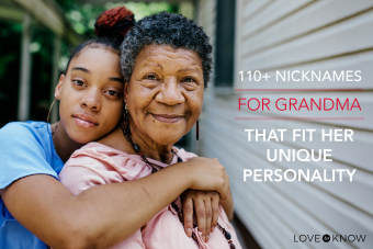 110 nicknames for grandma