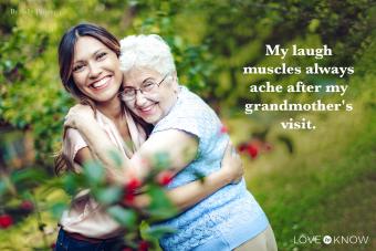 Unique Grandma Quotes