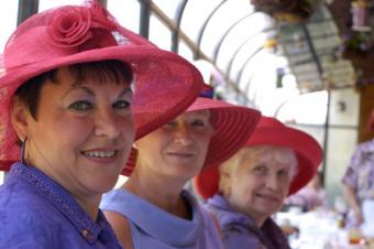 What Is the Red Hat Society?