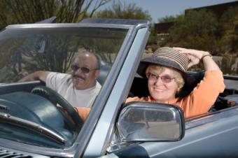 Reasons for Retesting Elderly Drivers