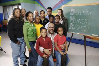 Kids who benefit from Senior Corps volunteers