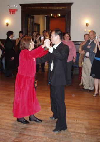 Ada Rosado Sullivan's wish to dance fulfilled