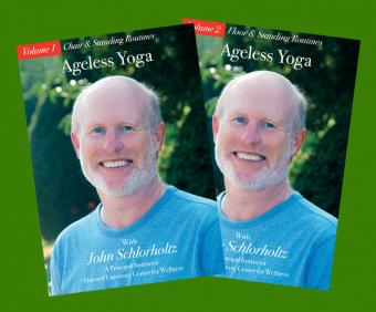 The Ageless Yoga DVD series