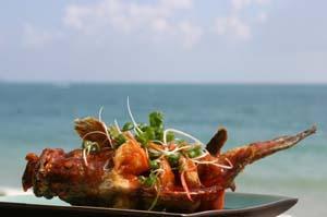 fried fish in cambodia