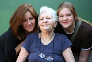 Three generations picture