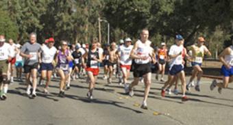 Photo of the Lifelong Fitness Alliance running club