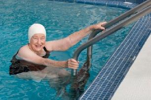 Great Senior Water Exercises to Improve Your Fitness