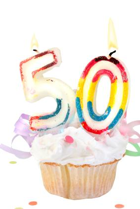 Funny Poems About Turning 50