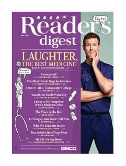 Reader's Digest Large Print Edition