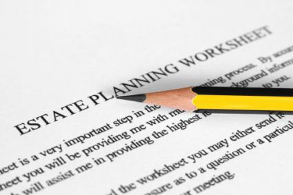 estate planning document