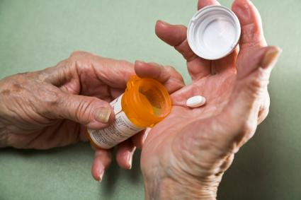 Arthritis with prescription medicine