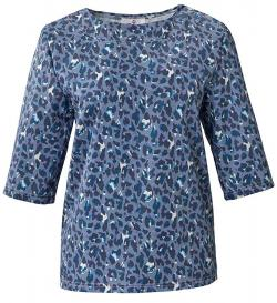 Women's Adaptive Clothing Patterned Top