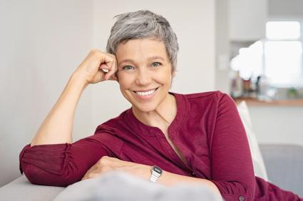 How To Grow Out Gray Hair Lovetoknow