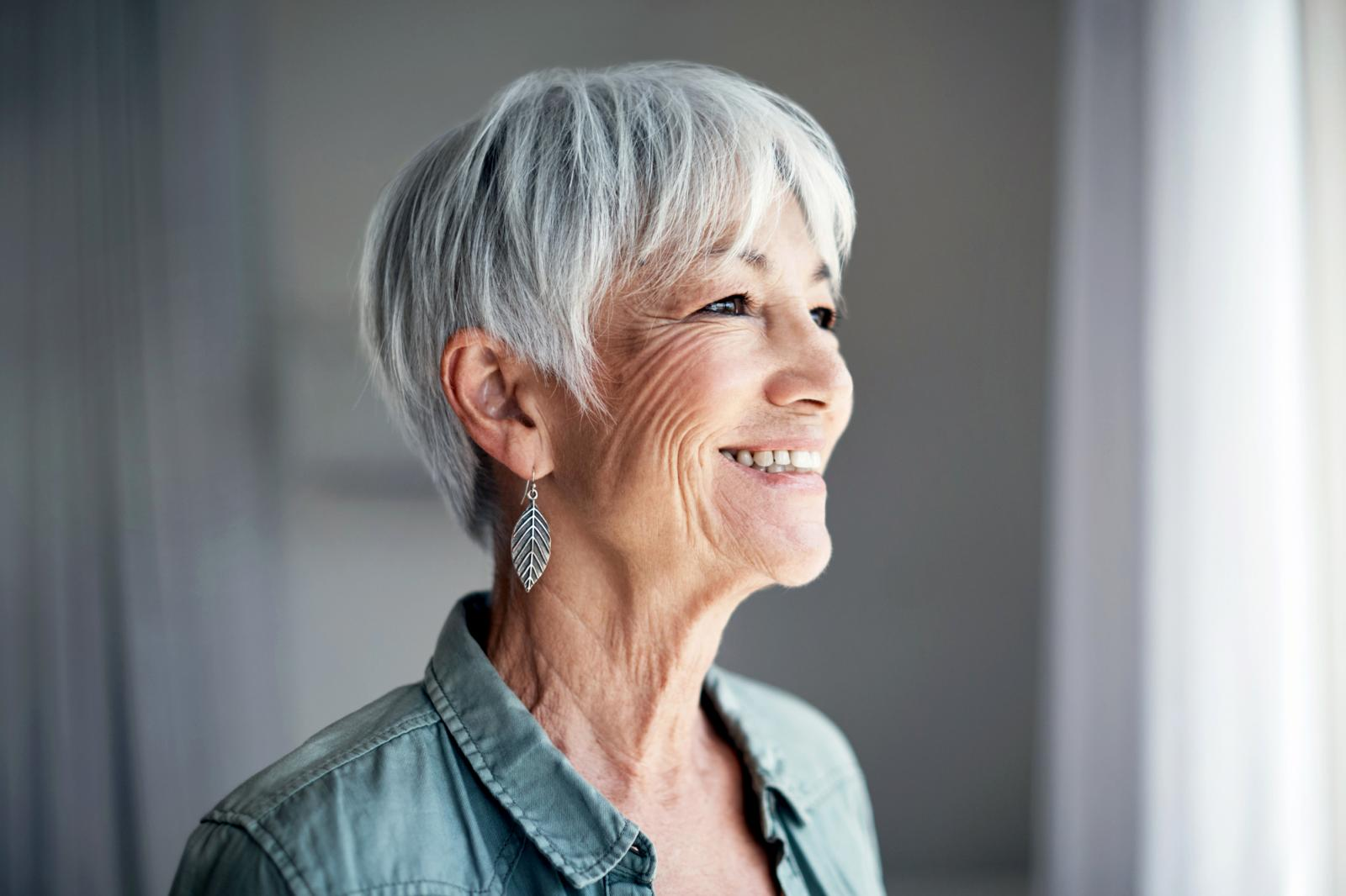 Choosing Hairstyles for Older Women | LoveToKnow