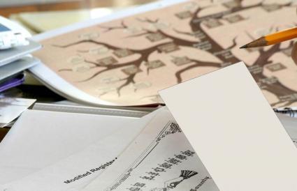 Creating a family tree