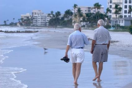 Retired Couple in Florida