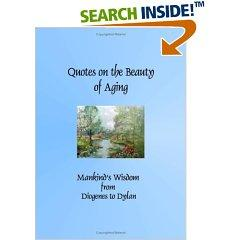 """Cover of """"Quotes on the Beauty of Aging"""