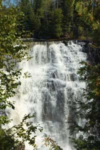 Image of Kakabeka Falls in Thunder Bay Ontario