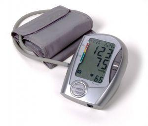 Blood pressure cuff for home use