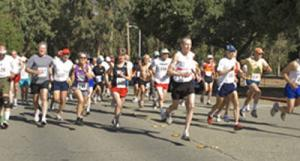 Photo of the Lifelong Fitness Alliance running club