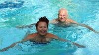 seniors swimming fitness ideas