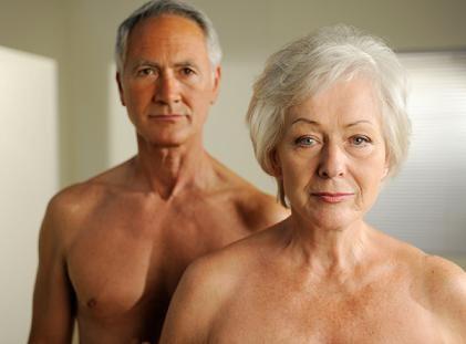 senior citizen naturists