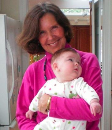Author and Grandmother