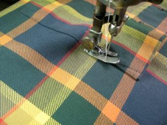 making pleats