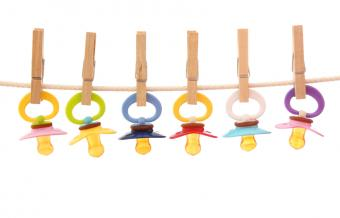Pacifier Holder Sewing Pattern