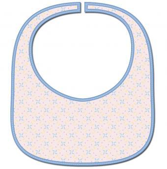 simple infant bib pattern