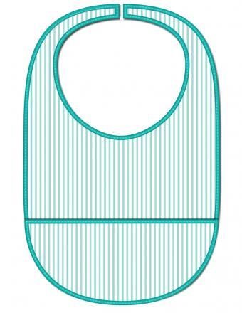 pocket bib pattern