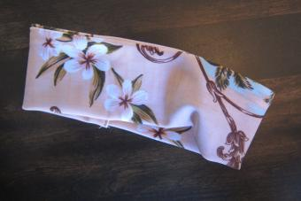 How to Sew Simple Fabric Headbands