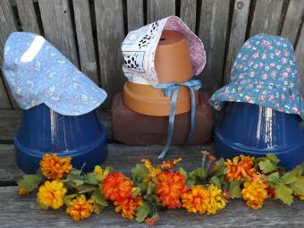 3 Baby Hat Patterns to Sew