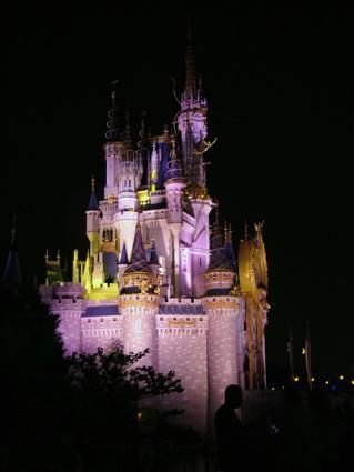 Disney's inspiring castles