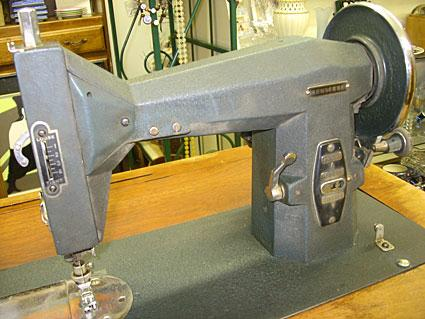 Old Kenmore Sewing Machines LoveToKnow Mesmerizing Kenmore Sewing Machine Vintage