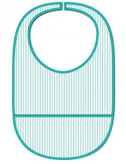 graphic regarding Baby Bib Pattern Printable known as Kid Bib Sewing Layouts LoveToKnow