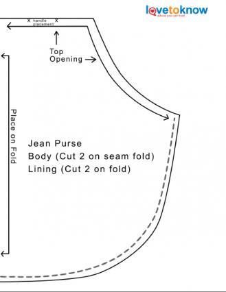 jean pursue pattern