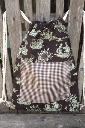 Drawstring Backpack Pattern Lovetoknow
