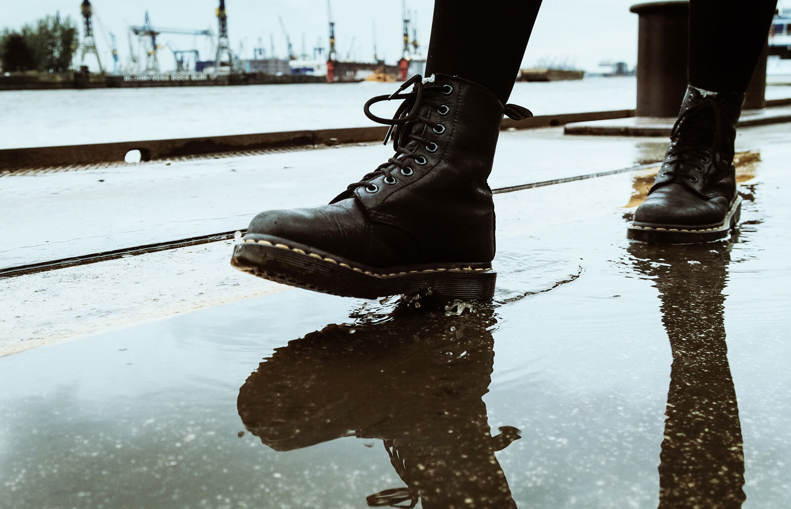 water oil resistant shoes