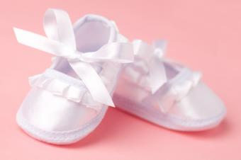 Easter Baby Shoes