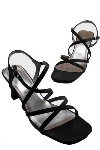 wide strappy sandals